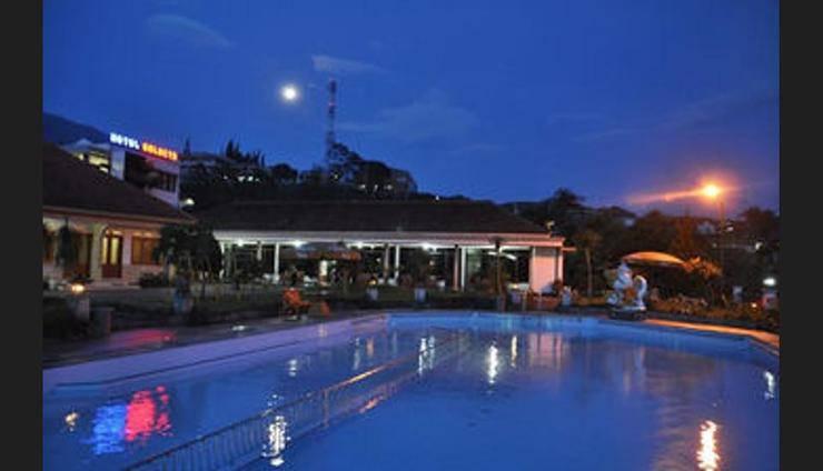 Hotel Selecta Malang - Outdoor Pool