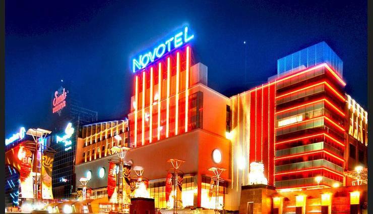 Tarif Hotel Novotel Jakarta Mangga Dua Square Hotel (Jakarta)