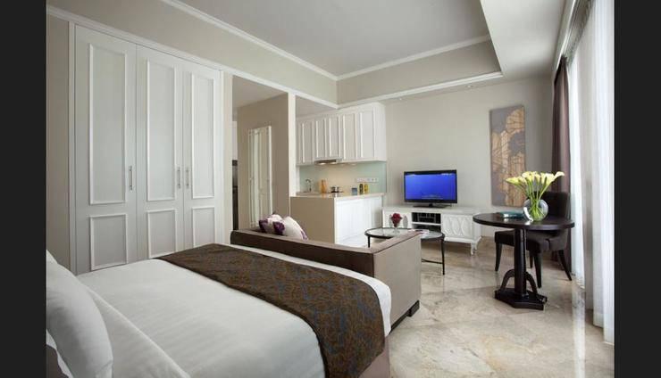 Ascott Jakarta - Guestroom