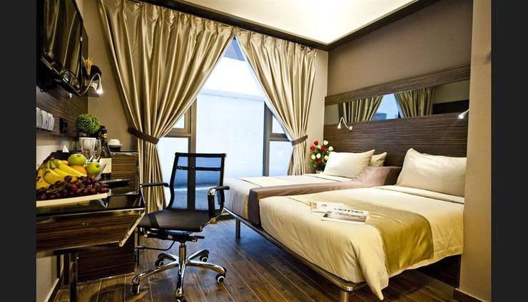 Parc Sovereign Hotel Tyrwhitt - Featured Image