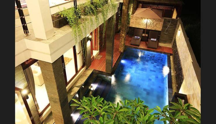 The Garga Beach Villas Bali - Featured Image