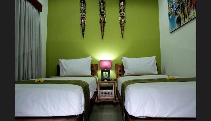 Alamat Maha Residence Guest House - Bali
