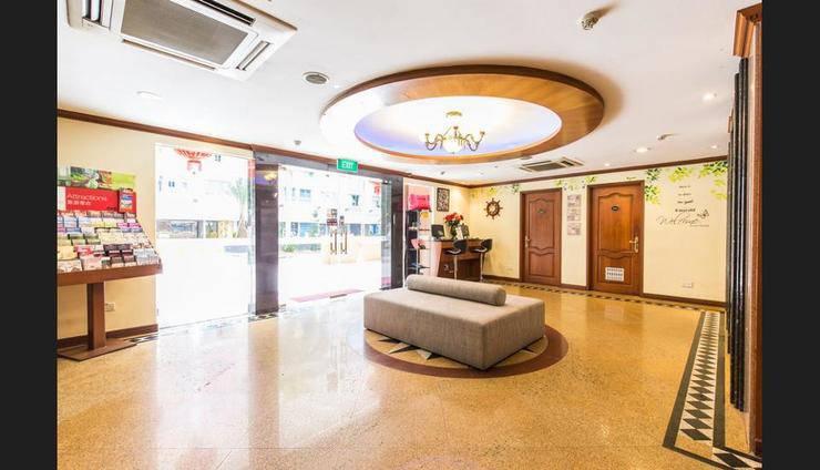 Fragrance Hotel Emerald - Lobby