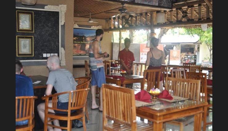 Trijaya Guest House Bali - Food Court