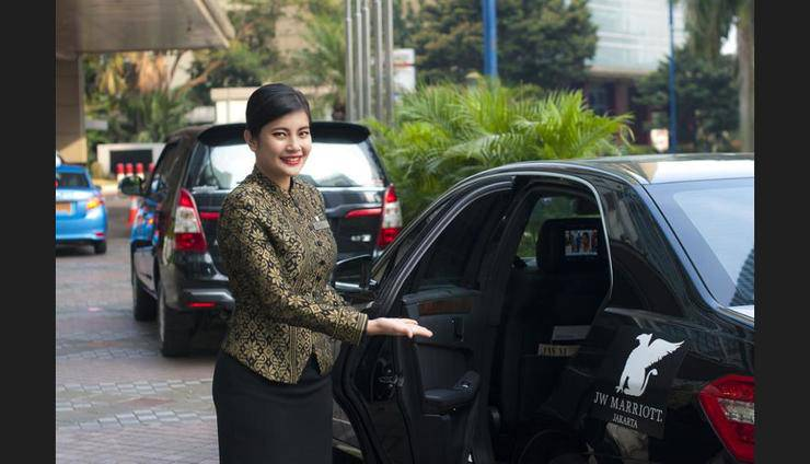 JW Marriott Jakarta - Property Amenity