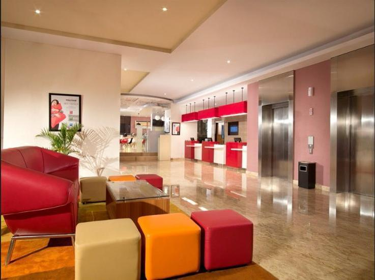 ibis Senen Jakarta - Lobby Lounge