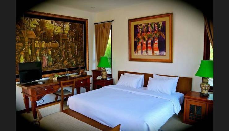 Review Hotel Aqua Octaviana Bali Villa (Bali)