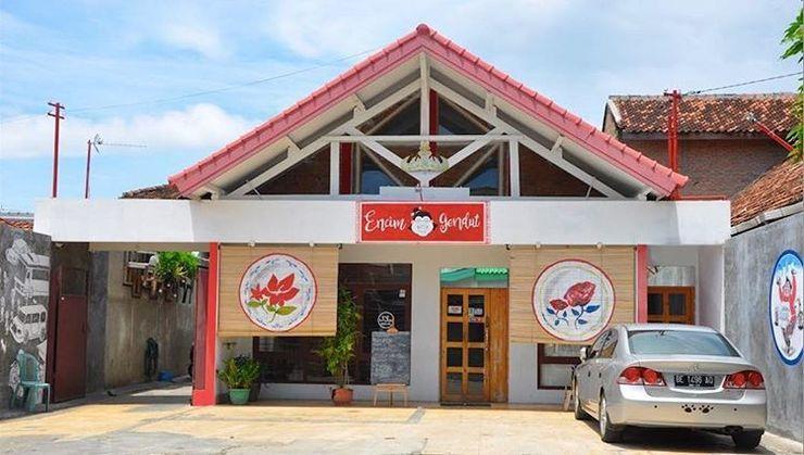 Delima Guest House Tanjung Karang - Exterior