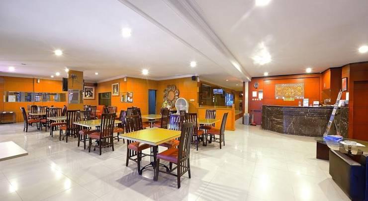 Hotel Elizabeth Semarang - Ruang makan