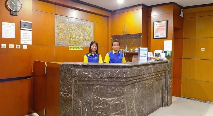 Hotel Elizabeth Semarang - Resepsionis