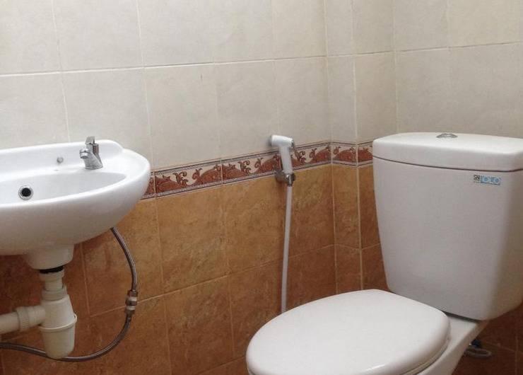 Hotel Elizabeth Semarang - Kamar mandi