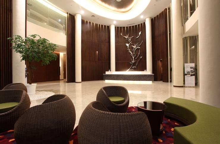 Soll Marina Hotel Bangka - Lobi