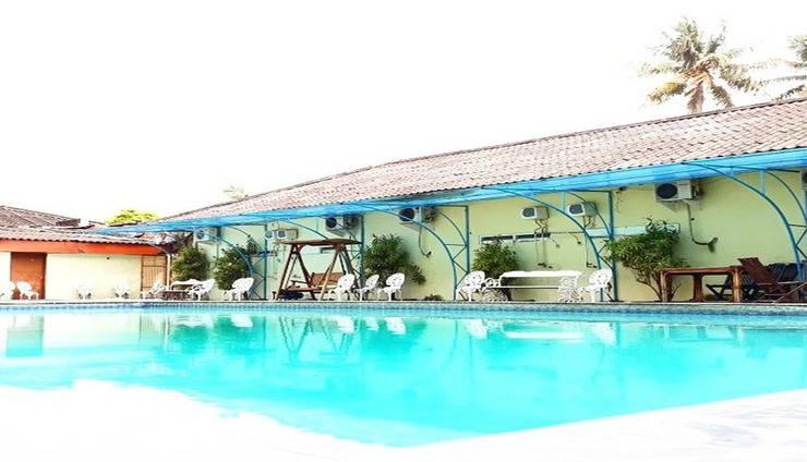 Sriwedari Hotel Yogyakarta - Kolam Renang