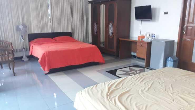 Le Vallon Hotel Bandung - Guest room