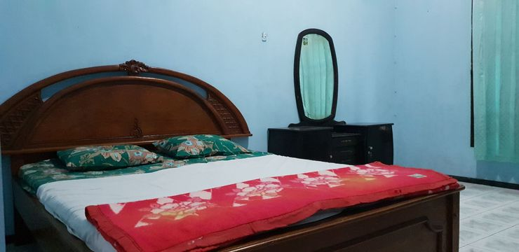 OYO 2503 Griya Alifia Family Nganjuk - Bedroom