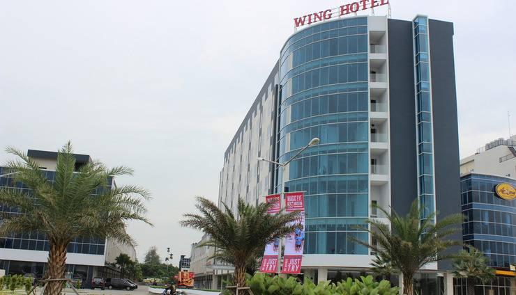 Wing Hotel Kualanamu Airport Deli Serdang - Gedung Hotel