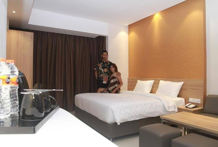 Wing Hotel & Residence Kualanamu Medan - ROOM