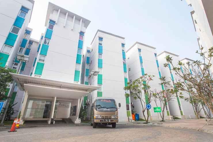De Green Inn @aeropolis Tangerang - Hotel Building