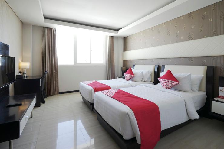 OYO 499 Princess Keisha Hotel & Convention Center Bali - Bedroom