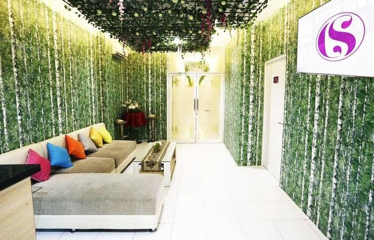 C Stone Hotel Surabaya - Lobby