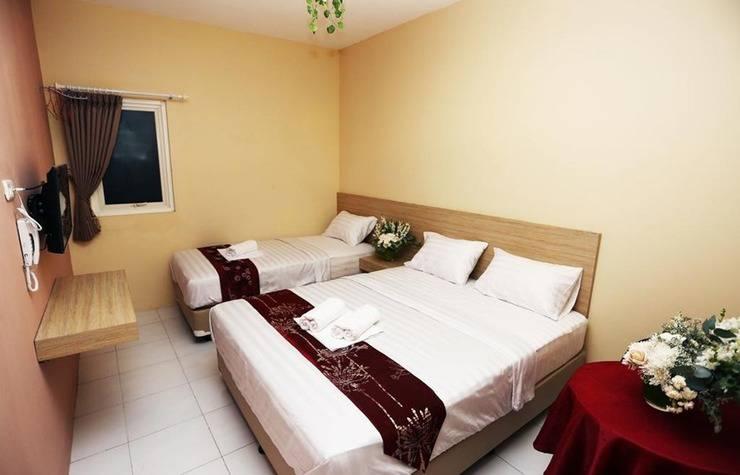 C Stone Hotel Surabaya - Kamar