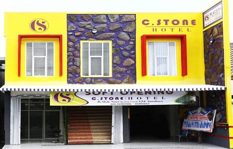 C Stone Hotel Surabaya - Exterior