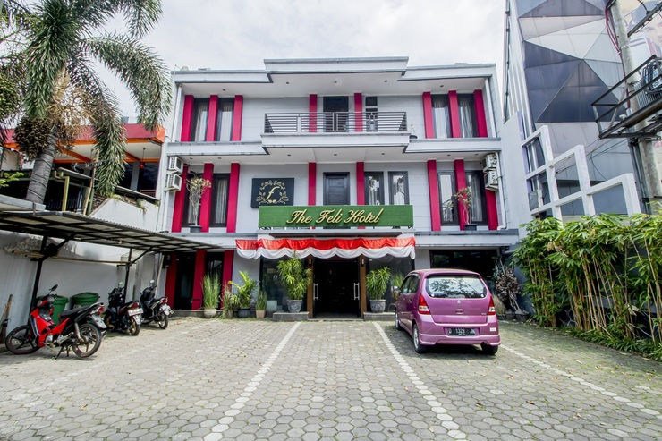 The Feli Hotel Bandung - Bangunan Properti