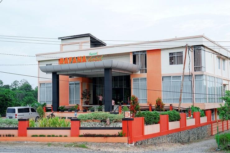 Rafana Syariah Hotel Indragiri Hulu - A