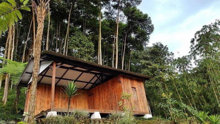 Villa Nirwana By RuangNyaman Bogor - Facade