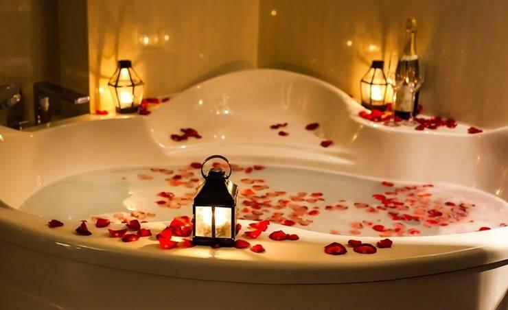 Swiss-Belhotel Petitenget - Bathtub