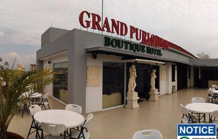 Alamat Grand Puri Saron Boutique Hotel - Jogja