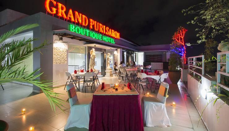 Grand Puri Saron Yogyakarta - SkyLounge