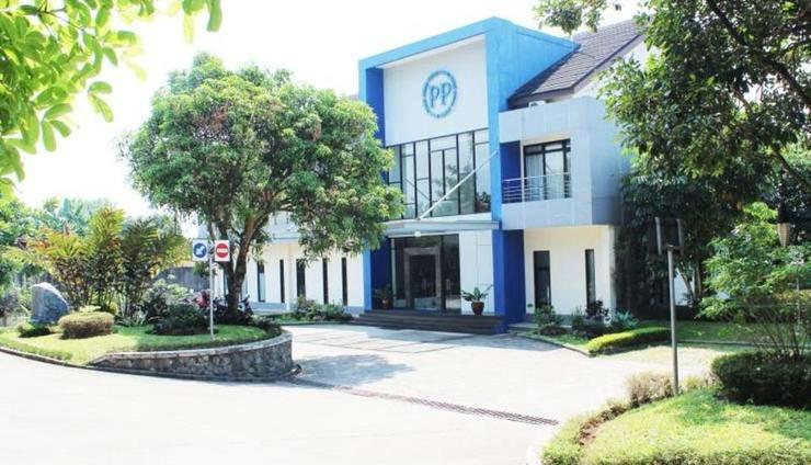 PP University Bogor - Eksterior