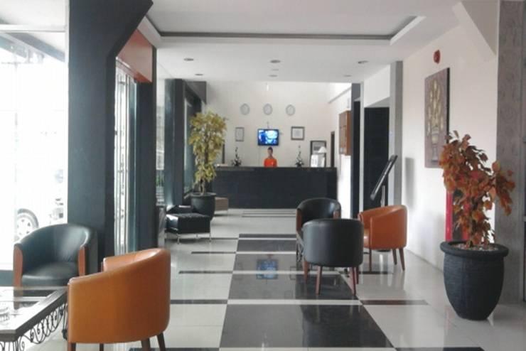 City Hotel Balikpapan - Lobi