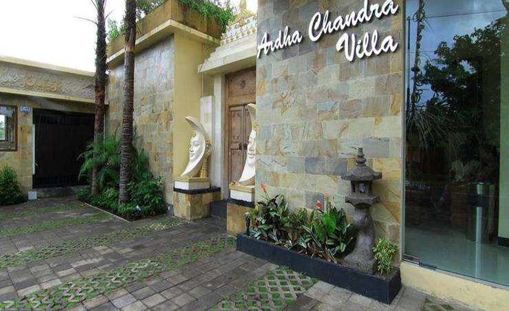 Ardha Chandra Villa Canggu Bali - Eksterior