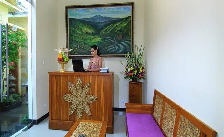 Ardha Chandra Villa Canggu Bali - Interior