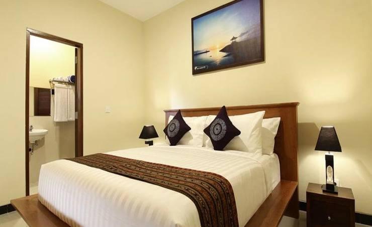 Ardha Chandra Villa Canggu Bali - Kamar tidur