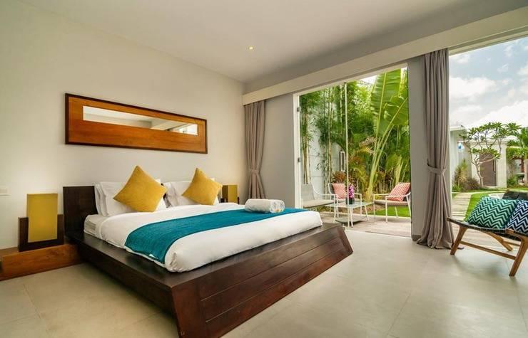 Villa Cloud Nine Seminyak Bali - Kamar