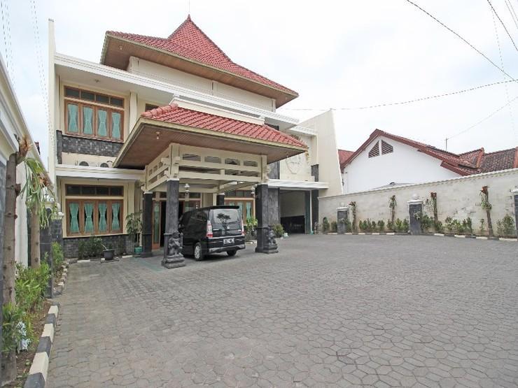 Cinka Garini Hotel Yogyakarta Yogyakarta - Exterior