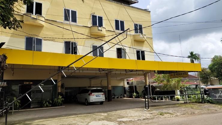 De' Premium Hotel Kartini Palembang - Exterior