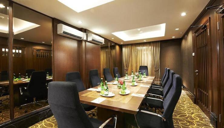 El Royale Hotel Bandung - Meeting Room