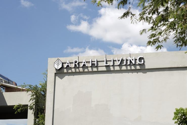 Arah Living (FKA Lokal Hotel) Yogyakarta - EXTERIOR 2
