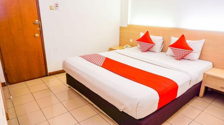 Capital O 1616 Setiabudhi Indah Hotel Bandung - Bedroom S/D