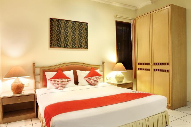 OYO 123 Puri Lotus Jakarta - Bedroom