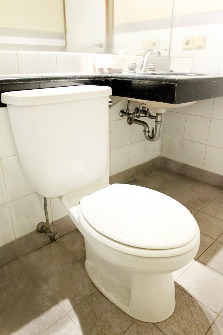 OYO 123 Puri Lotus Jakarta - Bathroom