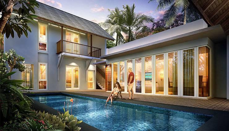 Gammara Hotel Makassar - Cottage 3 Bed + Private Pool