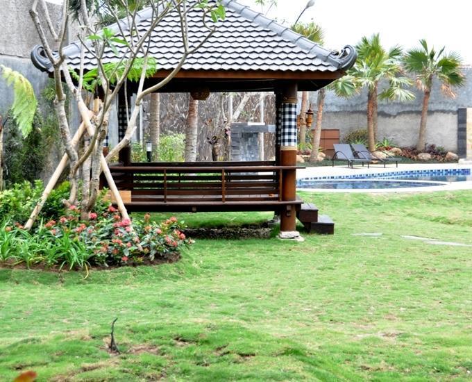 Sumber Hotel Malang - Gazebo