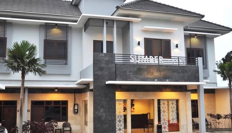 Sumber Hotel Malang - Tampilan Luar
