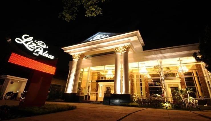 Liz Palace Inn Boutique Hotel Bandung - Exterior