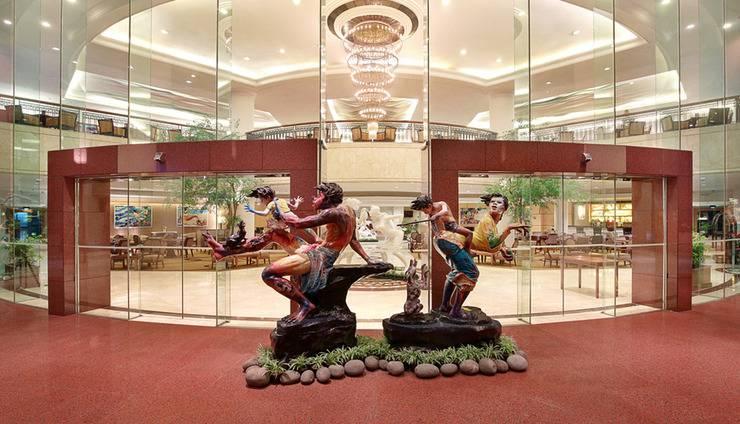 Hotel Ciputra Jakarta - Front View